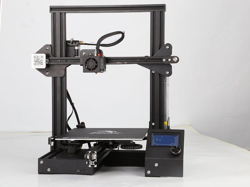 New Creality Ender 3 Coming Soon