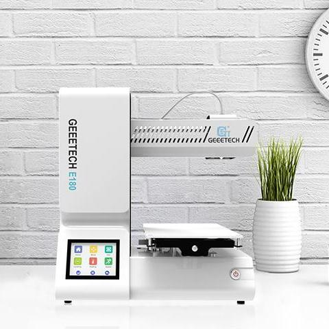 GeeeTech E180 3D Mini Printer
