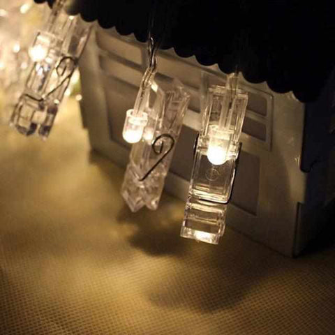 Image of Lighting Strings - Photo String Lights