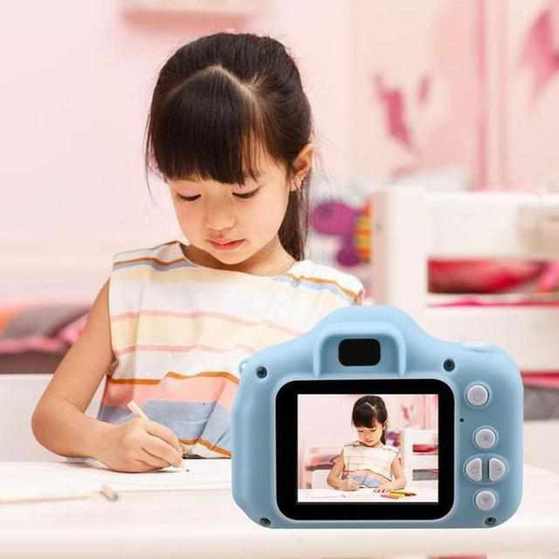 KidsCam HD™ - Mini Digitale Camera-Koopje.com