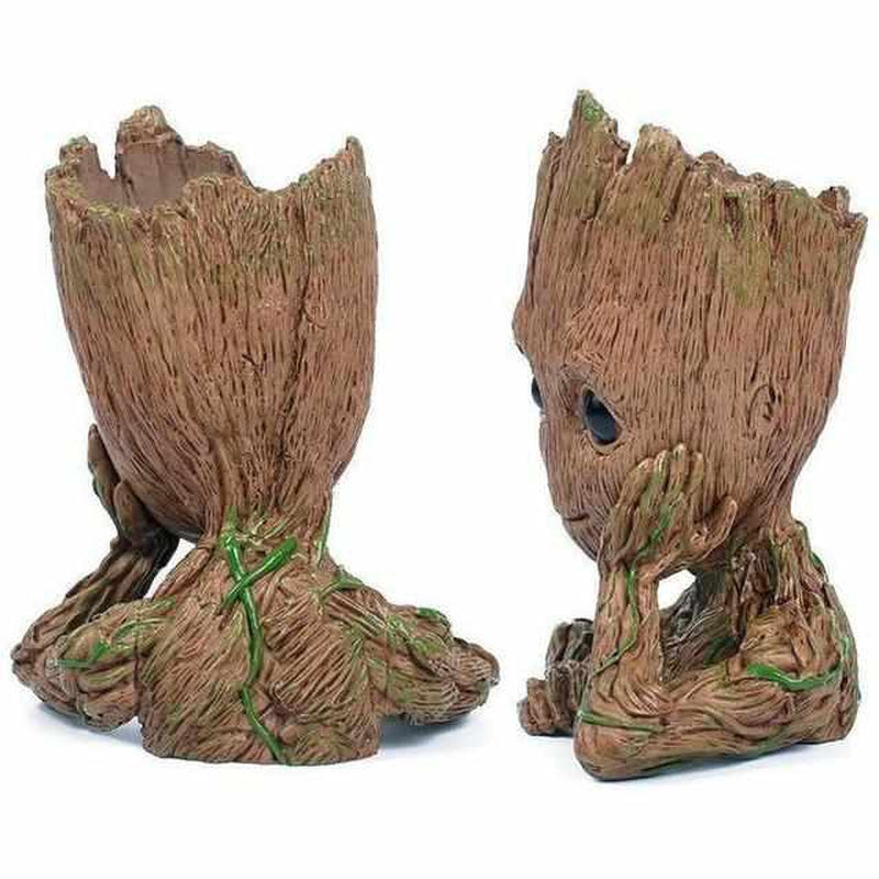"Bloempotten & Bloembakken - Groot Man ""Guardians Of The Galaxy"" Bloempot"
