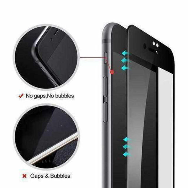 Écran Protecteurs - TitanGlass™ - Tempered Glass Voor IPhone