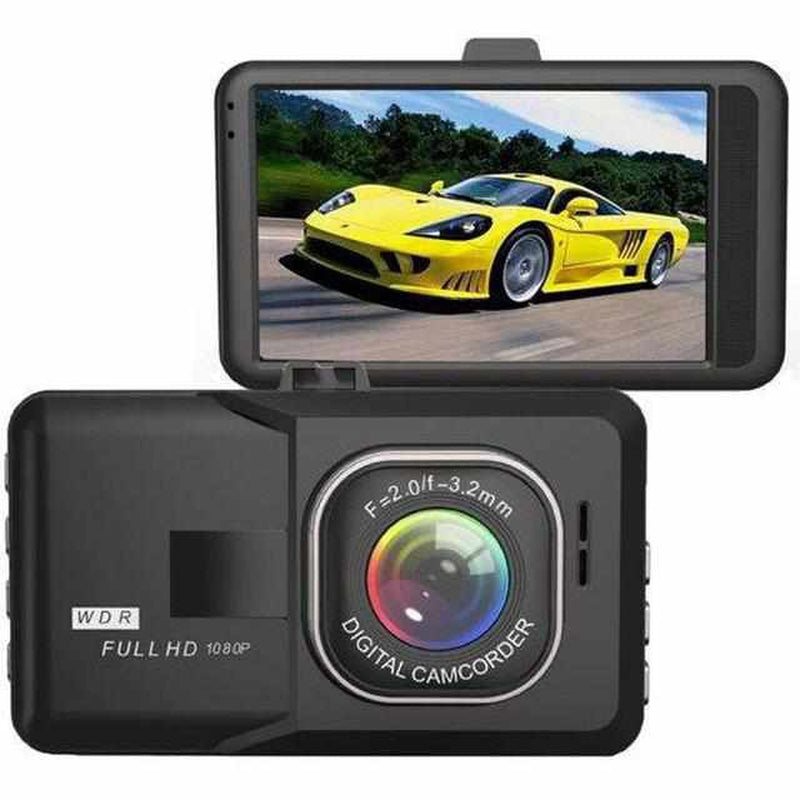 WDR™ - Full HD Dashboard Camera-Koopje.com