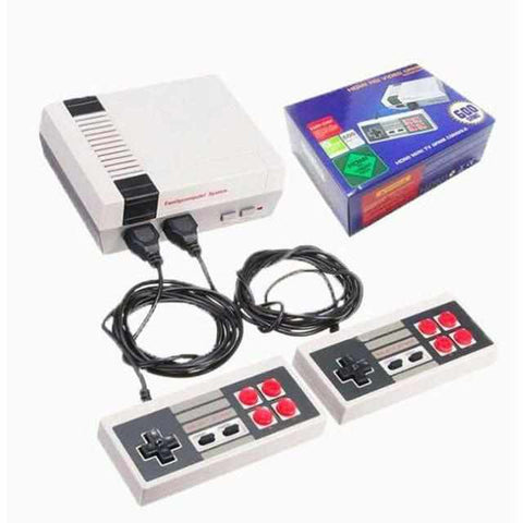 RetroTouch Game Console