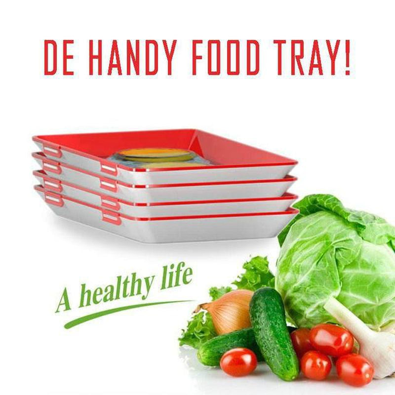 De Handy Food Tray-Koopje.com