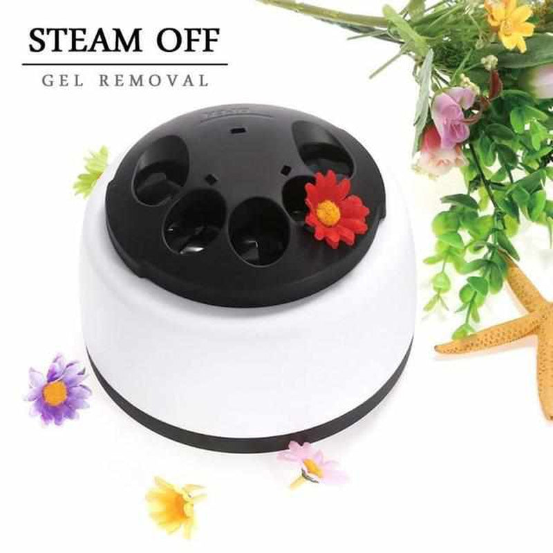 SteamOff™ - Stoom Nagellak Remover Machine-Koopje.com