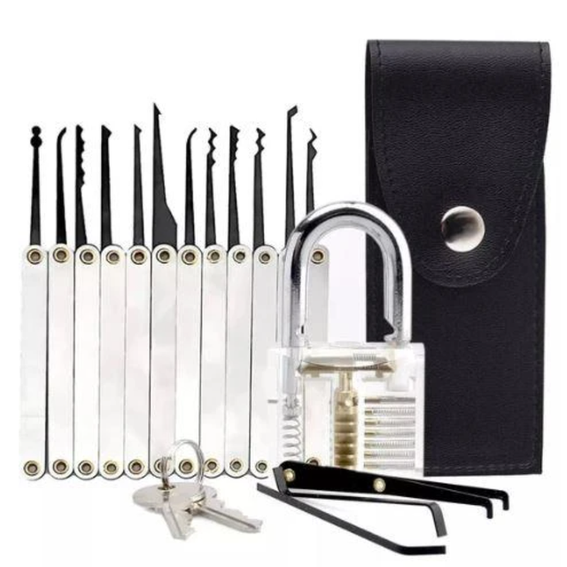 15 Delige Lockpicking Training Set-Koopje.com