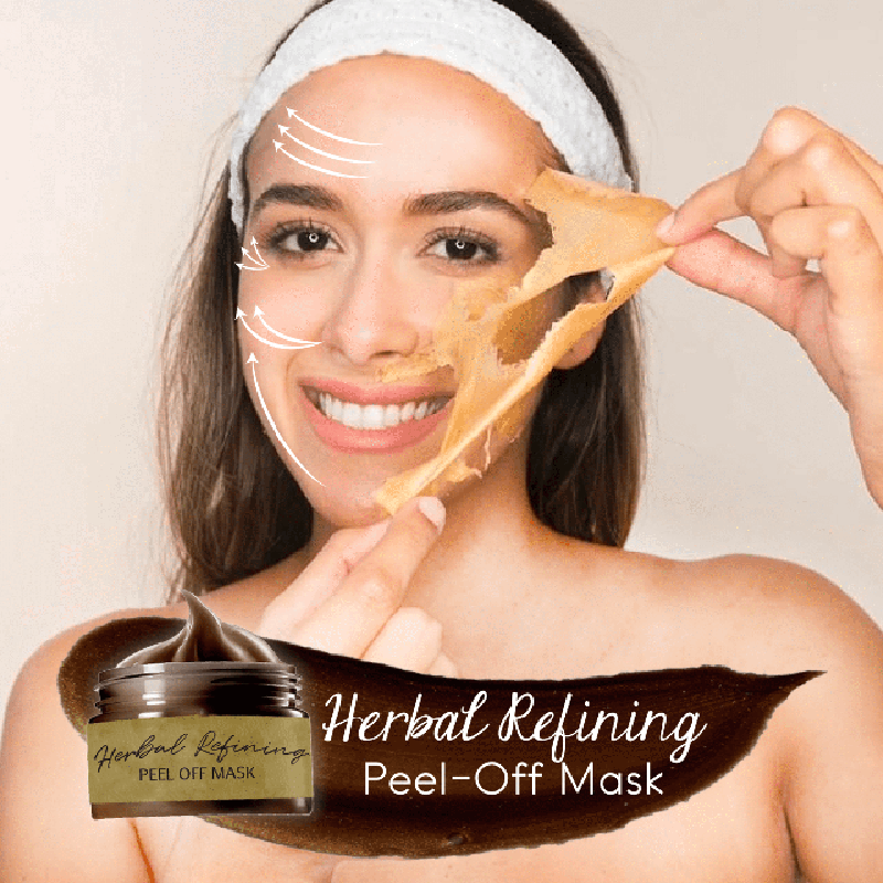 Herbal Refining™ - Peel-Off Kruiden Masker-Koopje.com