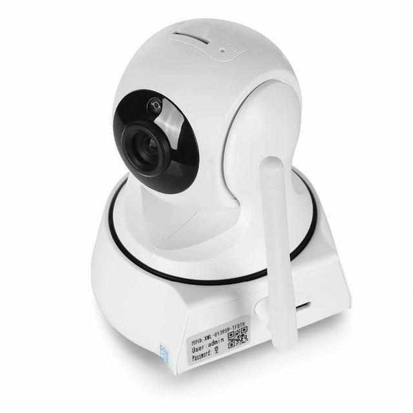 Tech & Gadgets - Home Wi-Fi Camera - 720p HD Resolutie