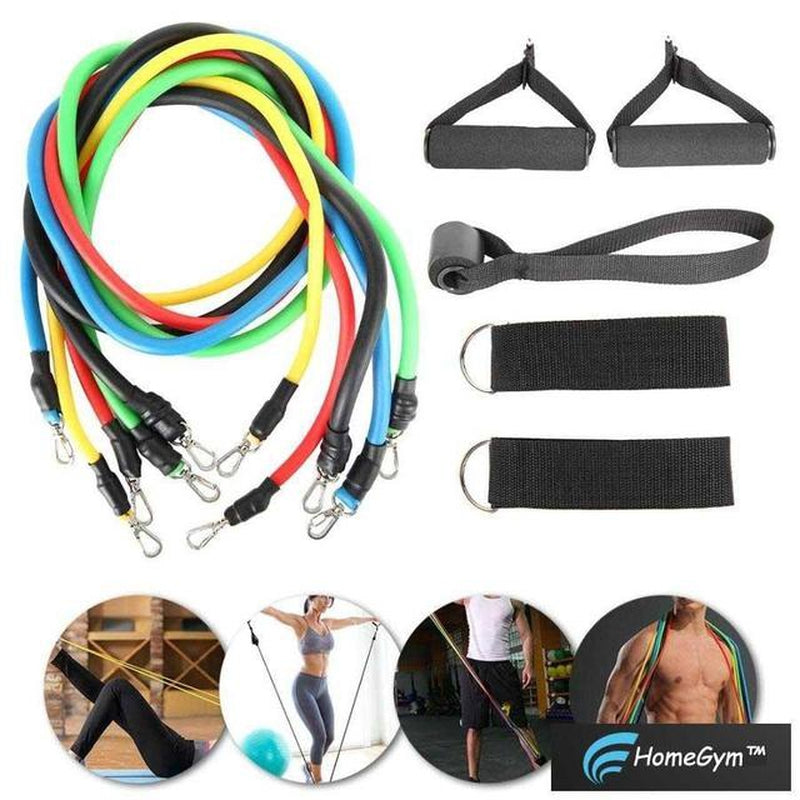 HomeGym™ - Power Ropes Set-Koopje.com