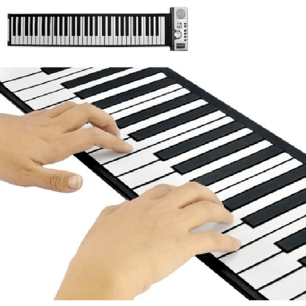 Toy Musical Instrument - PianoRoll™ - Mobiele Elektrische Piano