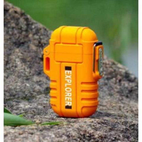 USB Waterproof & Windproof Aansteker-Koopje.com