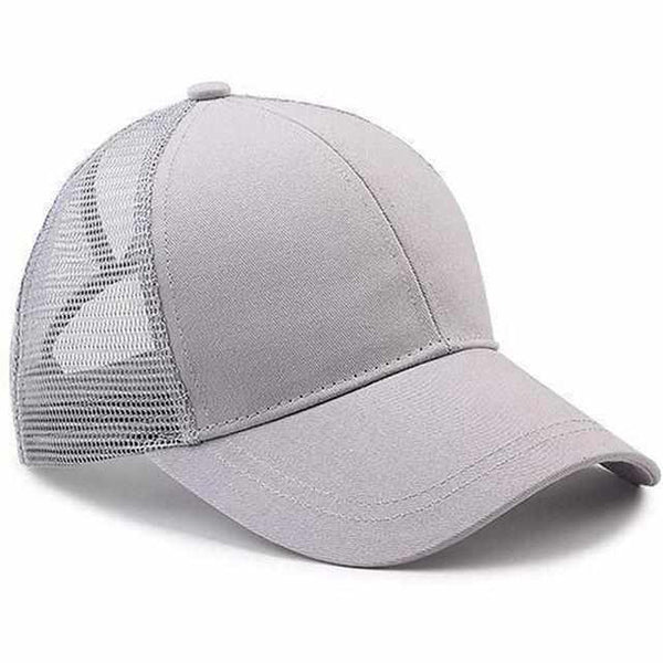Baseball Caps - Super Comfy Paardenstaart Baseball Pet