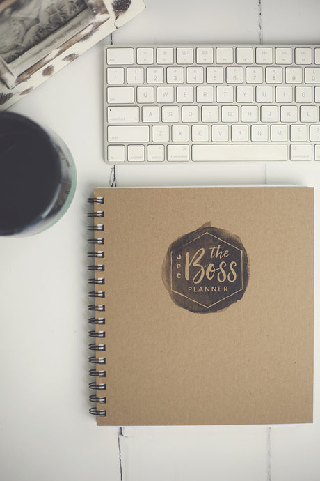 The Boss Planner™ (July-Dec)