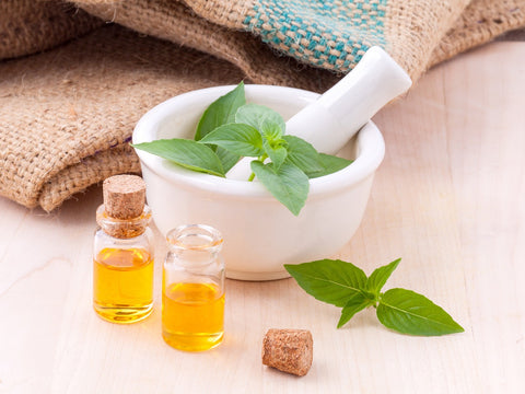 Essential oils to build your immune system