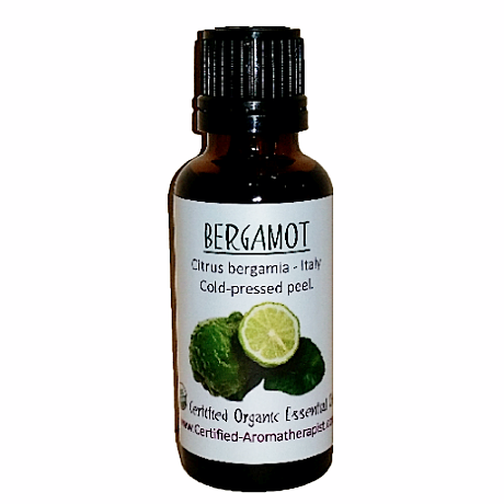 Bergamot Essential Oil - Om Air Escapes