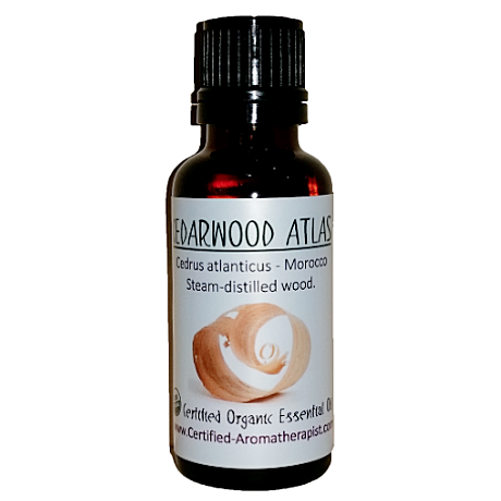 Cedarwood Essential Oil - Om Air Escapes