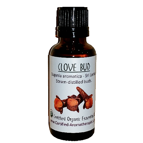 Clove Bud Essential Oil - Om Air Escapes