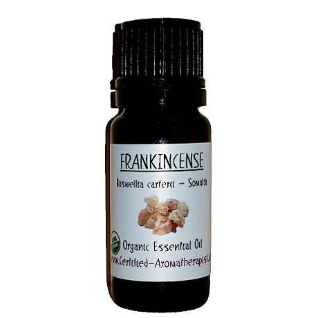 Frankincense Essential Oil - Om Air Escapes