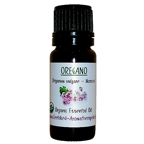 Oregano Essential Oil - Om Air Escapes
