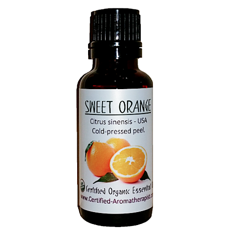 Sweet Orange Essential Oil - Om Air Escapes