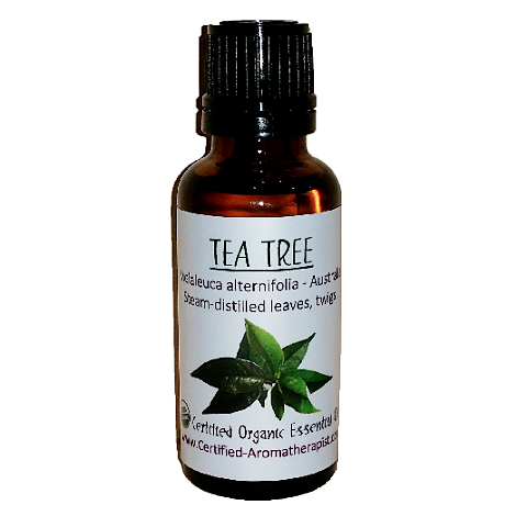 Tea Tree Essential Oil - Om Air Escapes