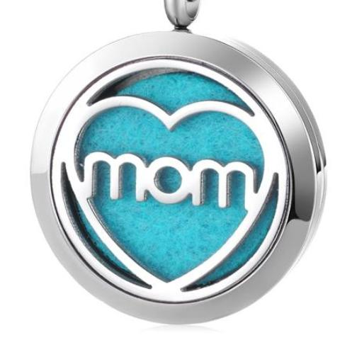 Mother's Day Oil Diffuser Necklace