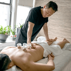 Sliding Cupping and Massage Techniques | Soho Acupuncture Center NYC