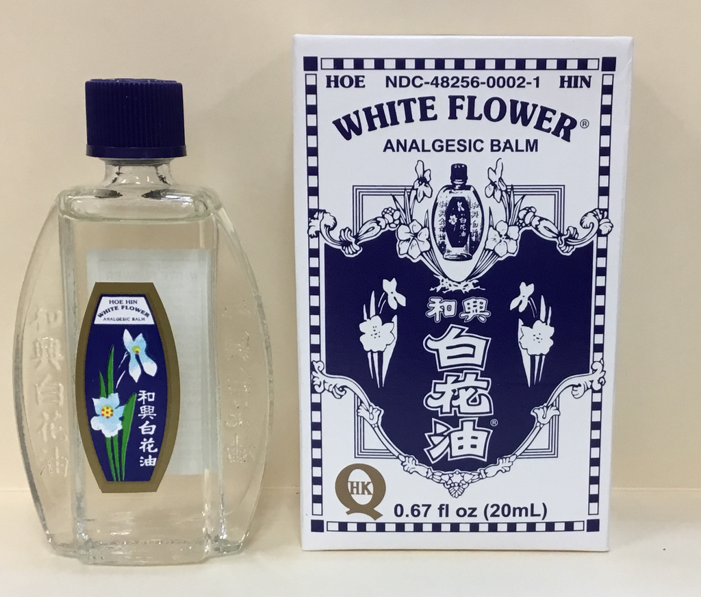 White Flower / 20ml
