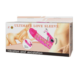 ULTIMATE LOVE SLEEVE ŞEFFAF BEYAZ - Adoni Shop
