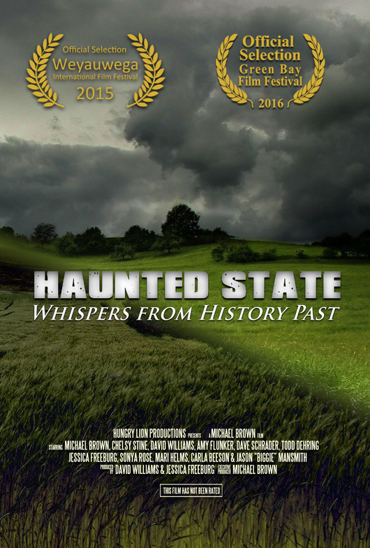 Haunted State - Blu-Ray
