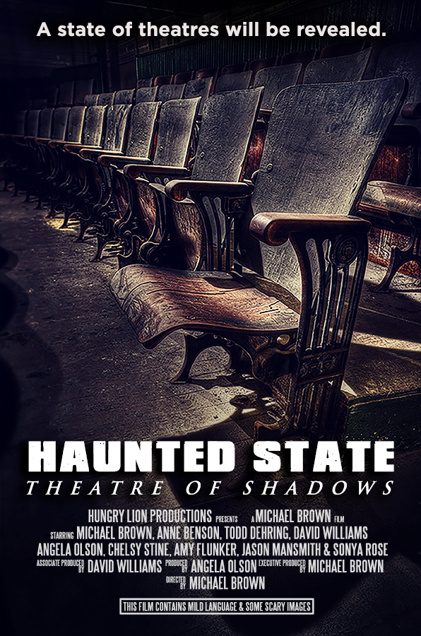 Haunted State: Theatre Of Shadows DVD