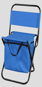 CAMPING SEAT WITH COOLER COMBO