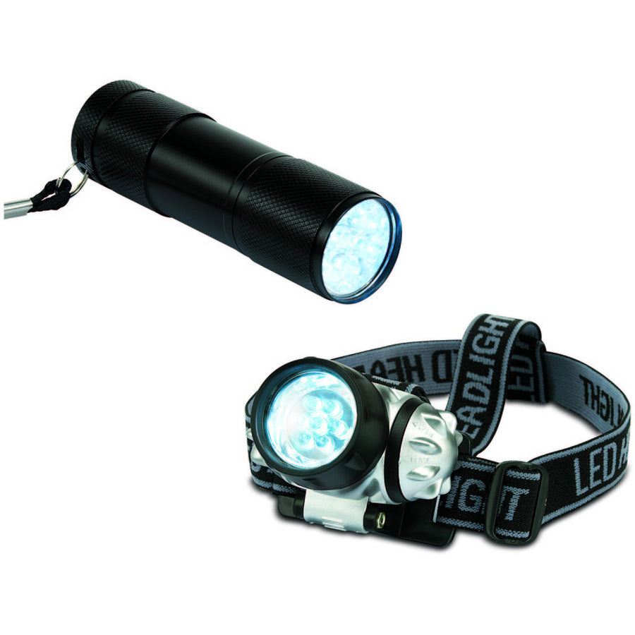 LED FLASHLIGHT KIT