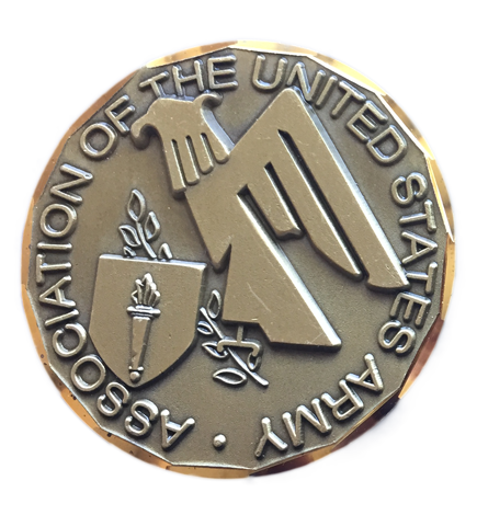 2001 Annual Meeting Coin