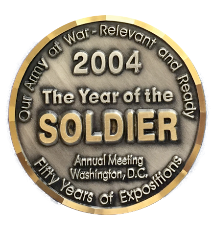 2004 Annual Meeting Coin