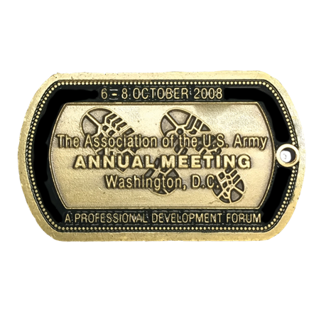 2008 Annual Meeting Coin