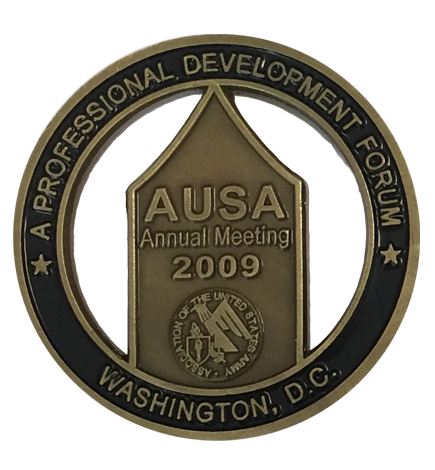 2009 Annual Meeting Coin