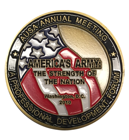 2010 Annual Meeting Coin