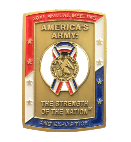 2011 Annual Meeting Coin