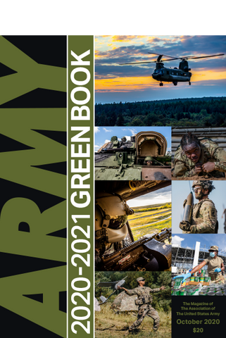 2020 Army Green Book