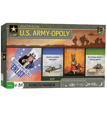 Army Opoly (A909)