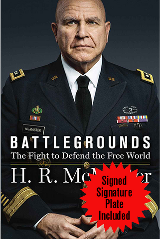 Battlegrounds — The Fight to Defend the Free World