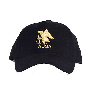 Baseball Cap with AUSA Emblem