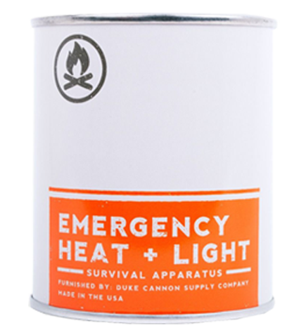 Emergency Heat & Light for Men — 3 different scents