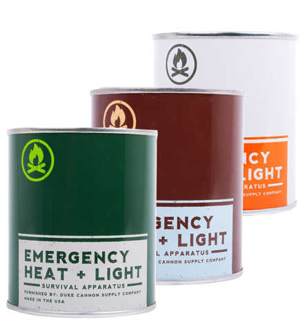 Emergency Heat & Light for Men - 3 different scents