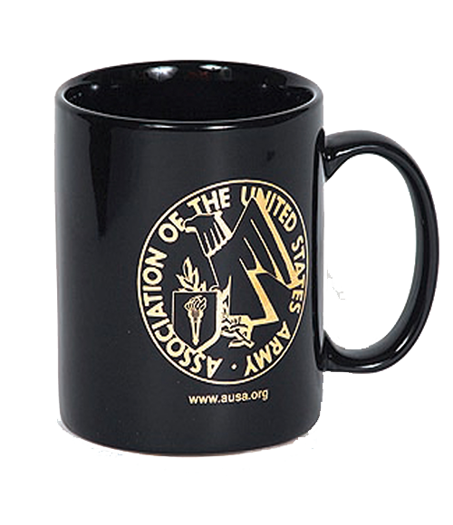 Coffee Mug with AUSA Emblem (A512)