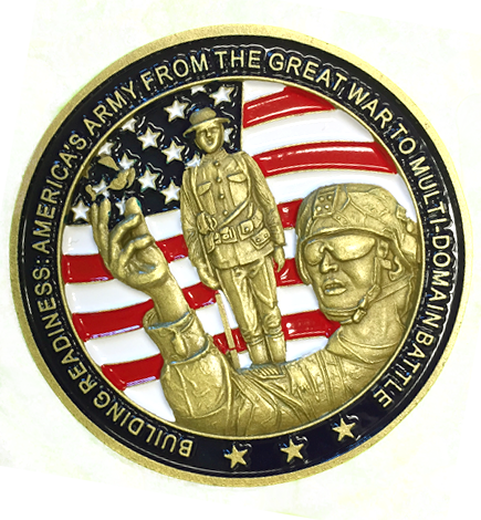2017 Annual Meeting Coin