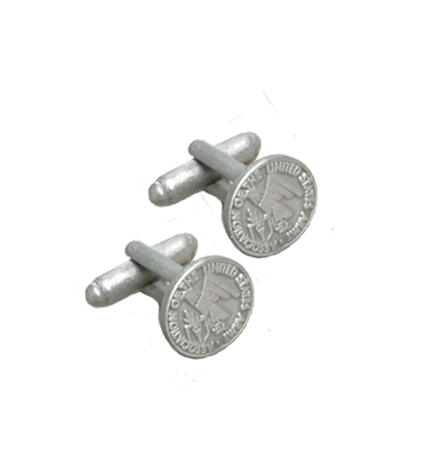 AUSA Cufflinks - Pewter