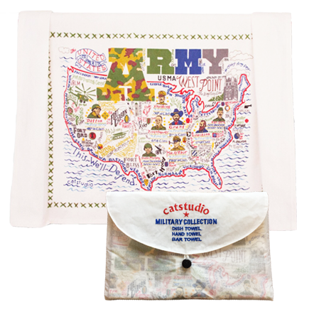 Army Dish Towel - (D101)